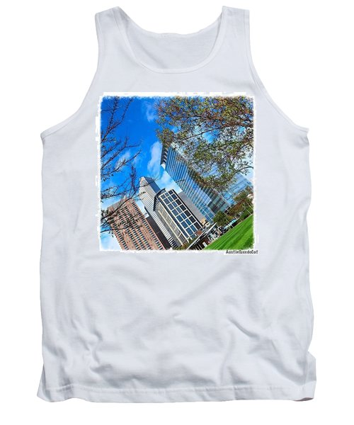 #downtown #houston On A #beautiful Tank Top