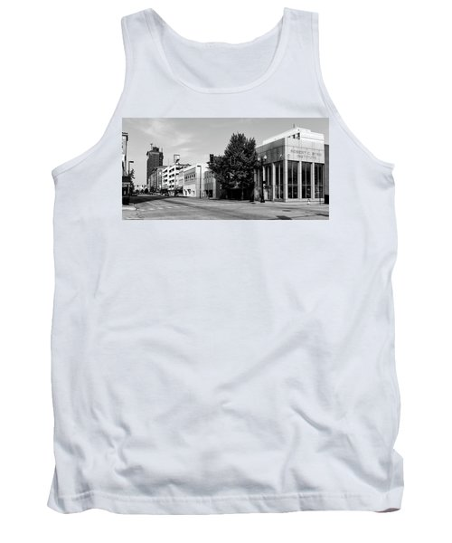 Downtown Huntington West Virginia Tank Top by L O C