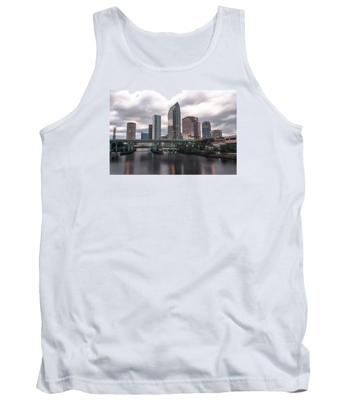 Downtown Tampa Tank Top