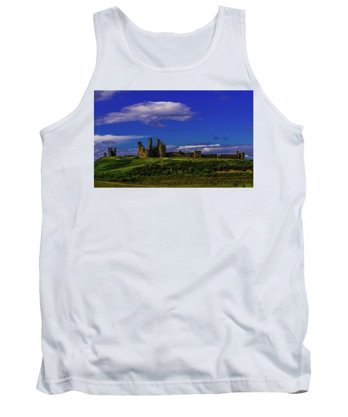 Dunstanburgh Castle Tank Top