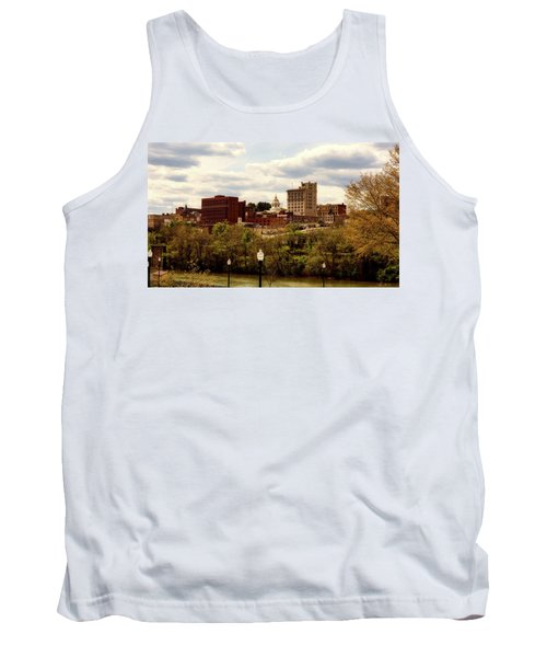 Fairmont West Virginia Tank Top by L O C