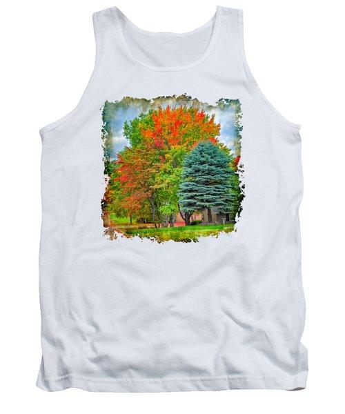 Fall Colors Tank Top
