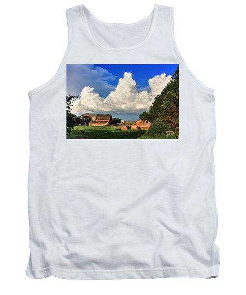 Farm Yard Tank Top