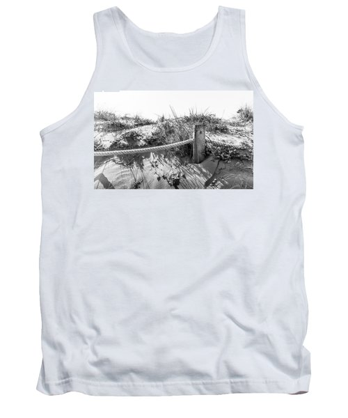 Fence Post. Tank Top