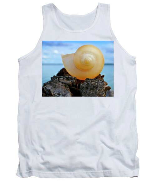 Tank Top featuring the photograph Fibonacci by Skip Hunt