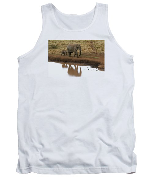 Tank Top featuring the photograph Follow Me by Gary Hall