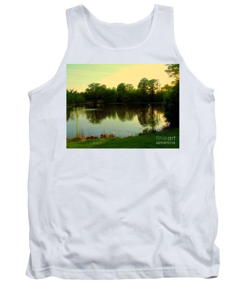 Forest Park Tank Top