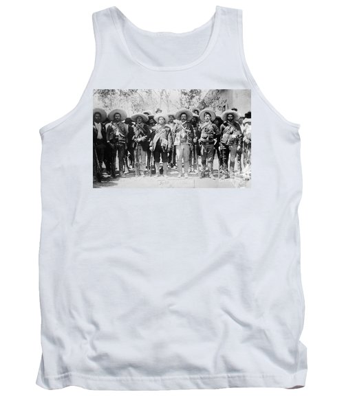 Francisco Pancho Villa Tank Top