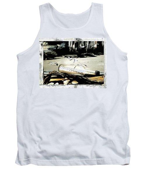 Get Naked Tank Top