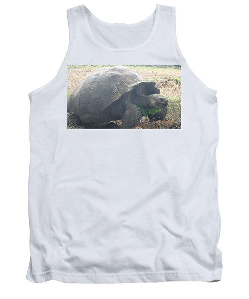 Giant Tank Top by Will Burlingham