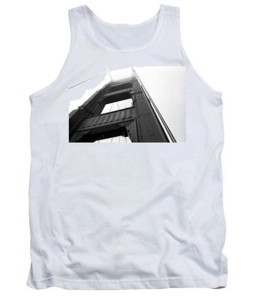 Golden Gate Tower 2 Tank Top