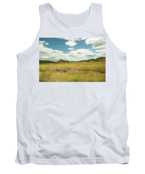 Golden Meadows Tank Top