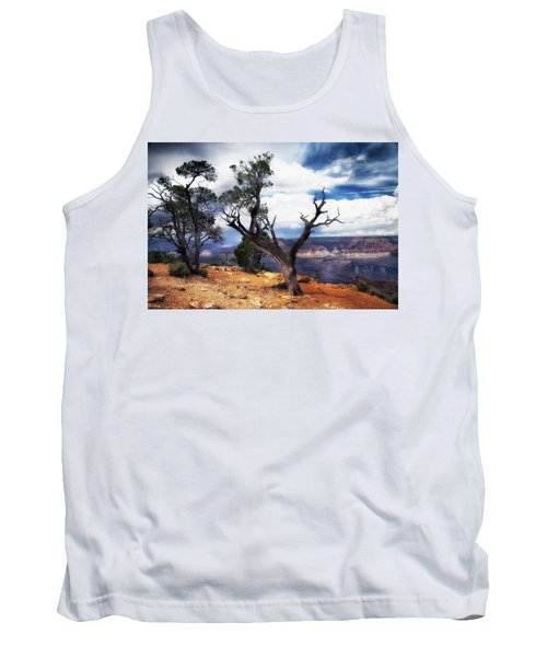 Grand Canyon Tank Top by James Bethanis