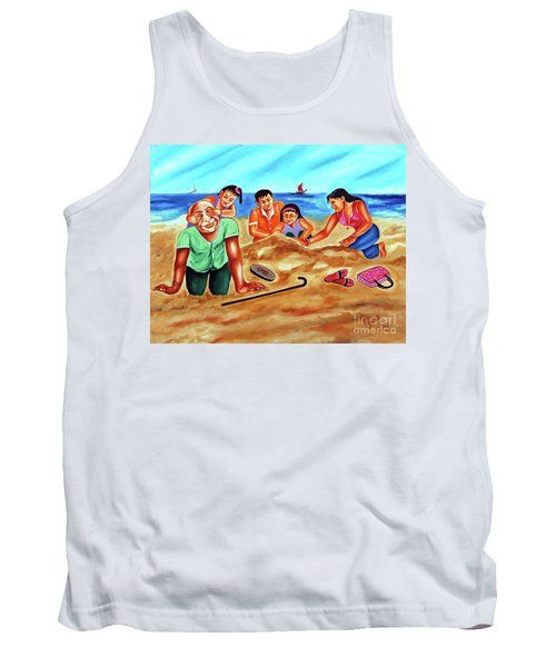 Happy Family Tank Top