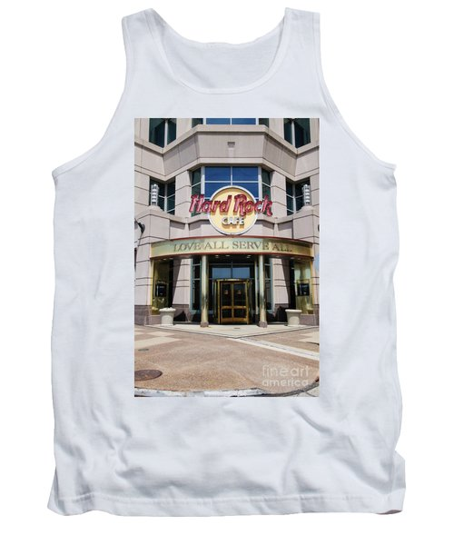 Hard Rock Cafe Tank Top