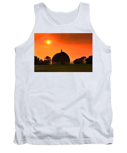 Harvest Sunset  Tank Top