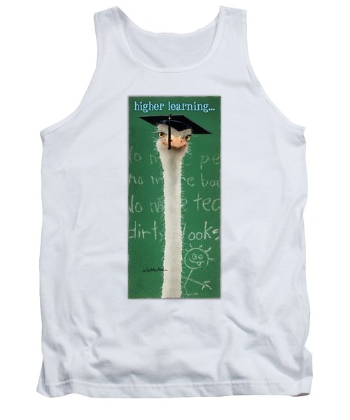 Higher Learning... Tank Top