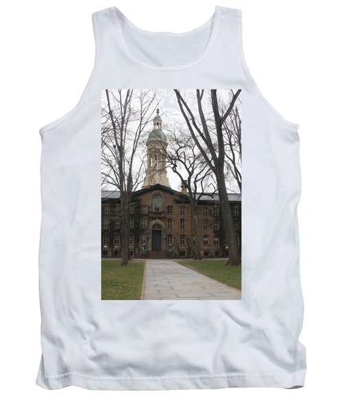 Tank Top featuring the photograph Historic Princeton by Vadim Levin