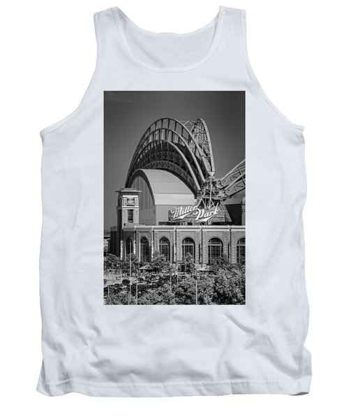 Home Of The Milwaukee Brewers Tank Top