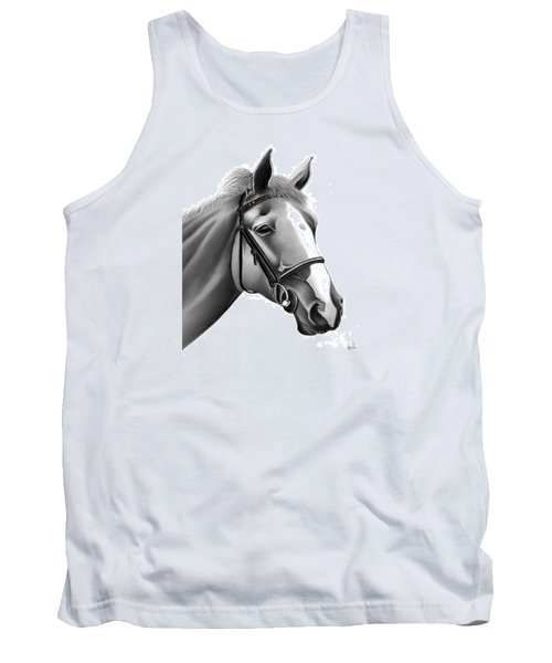 Horse Tank Top by Rand Herron