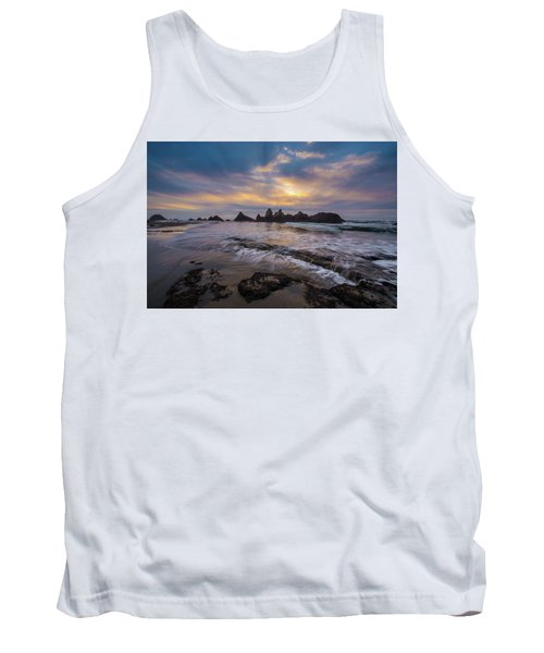Incoming Tide 2 Tank Top