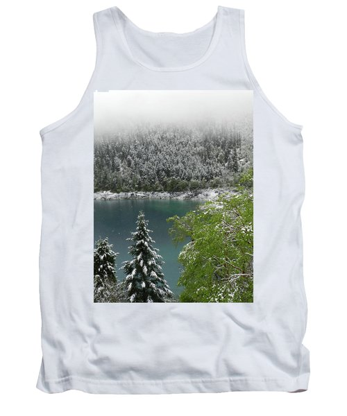 Jiuzhaigou National Park, China Tank Top