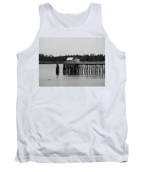 Jonesport, Maine Tank Top
