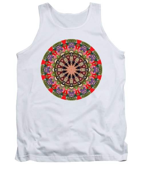 Kaleidos - Ptown02a Tank Top by Jack Torcello