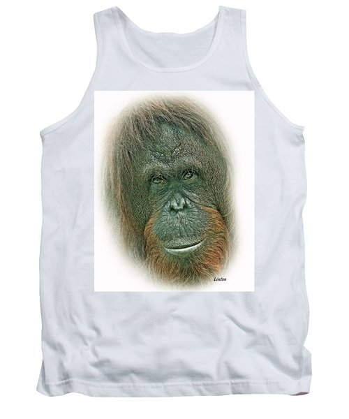 Lady Of The Forest Tank Top