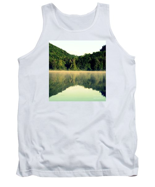 Lake Tank Top by France Laliberte