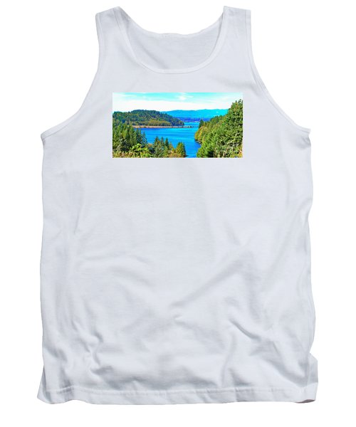 Lake Mayfield Tank Top by Ansel Price