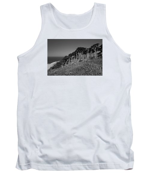 Lands End In San Francisco Tank Top