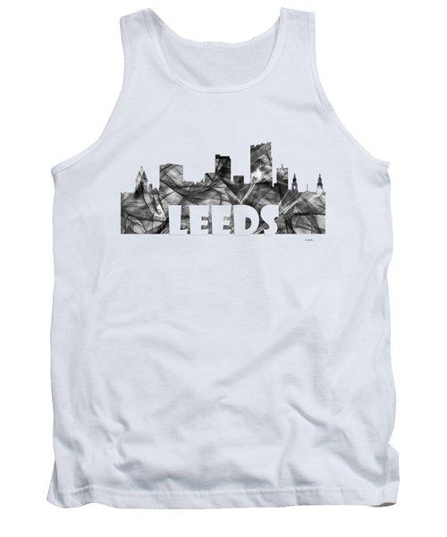 Leeds England Skyline Tank Top