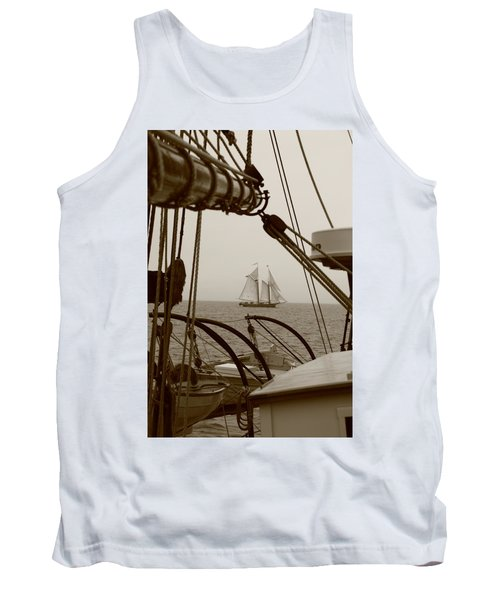 Lewis R French Tank Top