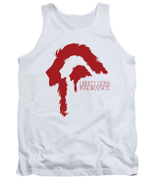 Liberty Lions Logo Tank Top by Ryan Anderson