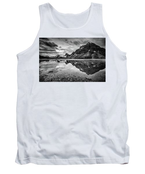 Light On The Peak Tank Top by Jon Glaser