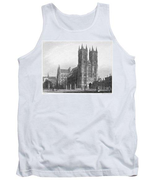 London: Westminster Abbey Tank Top