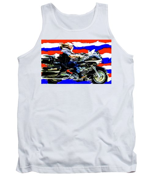 Mead In America Tank Top by Michael Nowotny