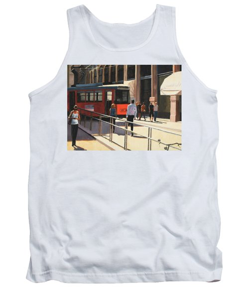 Milan Trolley Tank Top