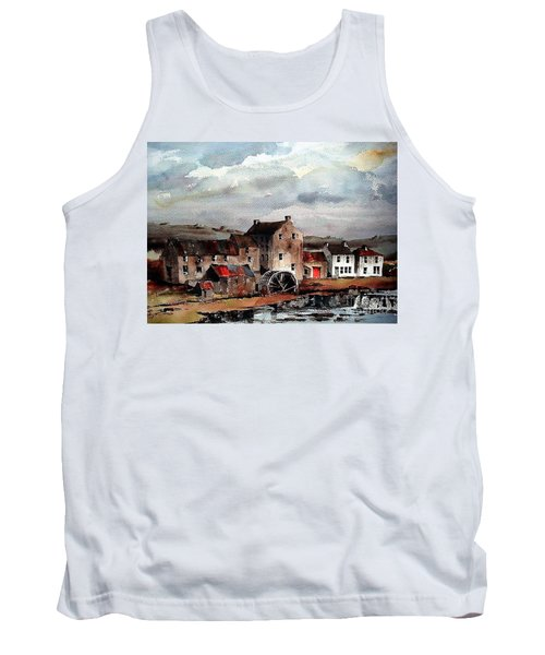 Mill At Bruree, Limerick Tank Top