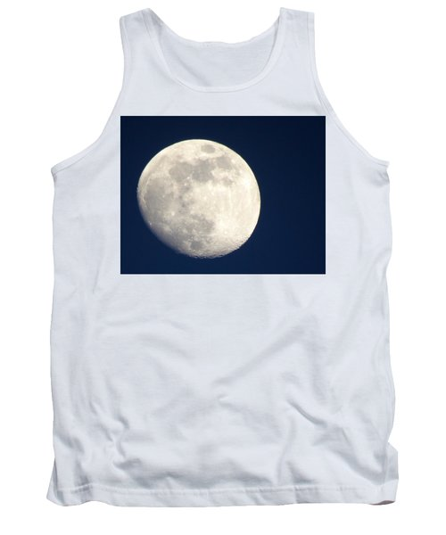 Moon In Blue Tank Top