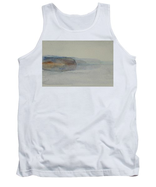Morning Haze In The Swedish Archipelago On The Westcoast. Up To 36 X 23 Cm Tank Top