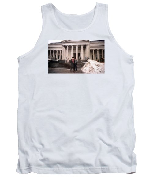Moscow Consert Hall Tank Top
