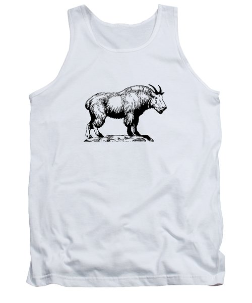 Mountain Goat Tank Top