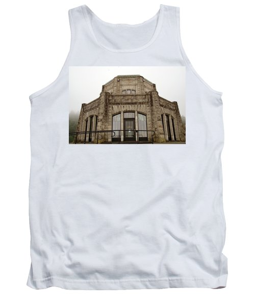 Vista House, Columbia River Gorge, Or. Tank Top