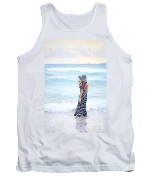 Mystic And Divine Tank Top