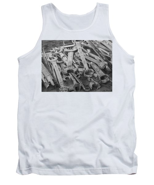 Need A Wrench? Tank Top