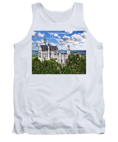 Neuschwanstein Castle Tank Top