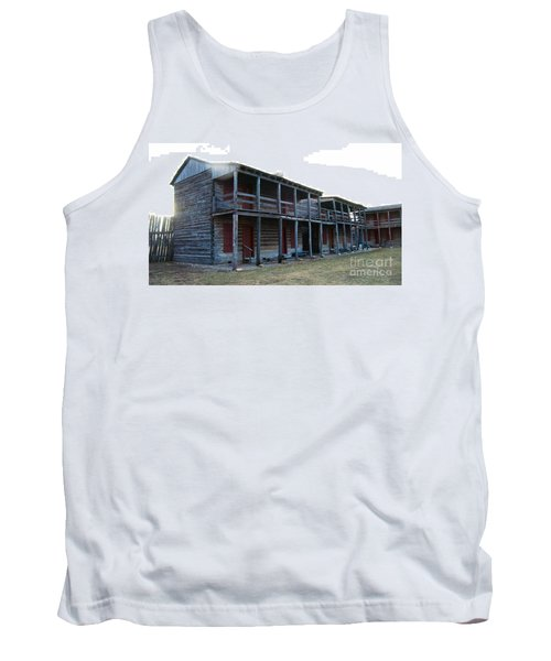 Old Fort Madison Tank Top