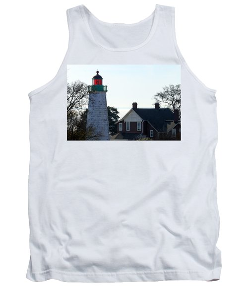 Old Point Comfort Lighthouse Tank Top